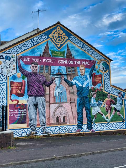 Два с половиной дня в Северной Ирландии