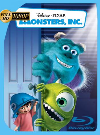 Monsters, Inc. (2001) BRRip [1080p] Latino [GoogleDrive]