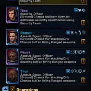 Suggestions pour les missions au sol Tact2