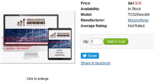 VVS Academy Course (Enjoy Free BONUS Better System Trader - Smashing False Breakouts)