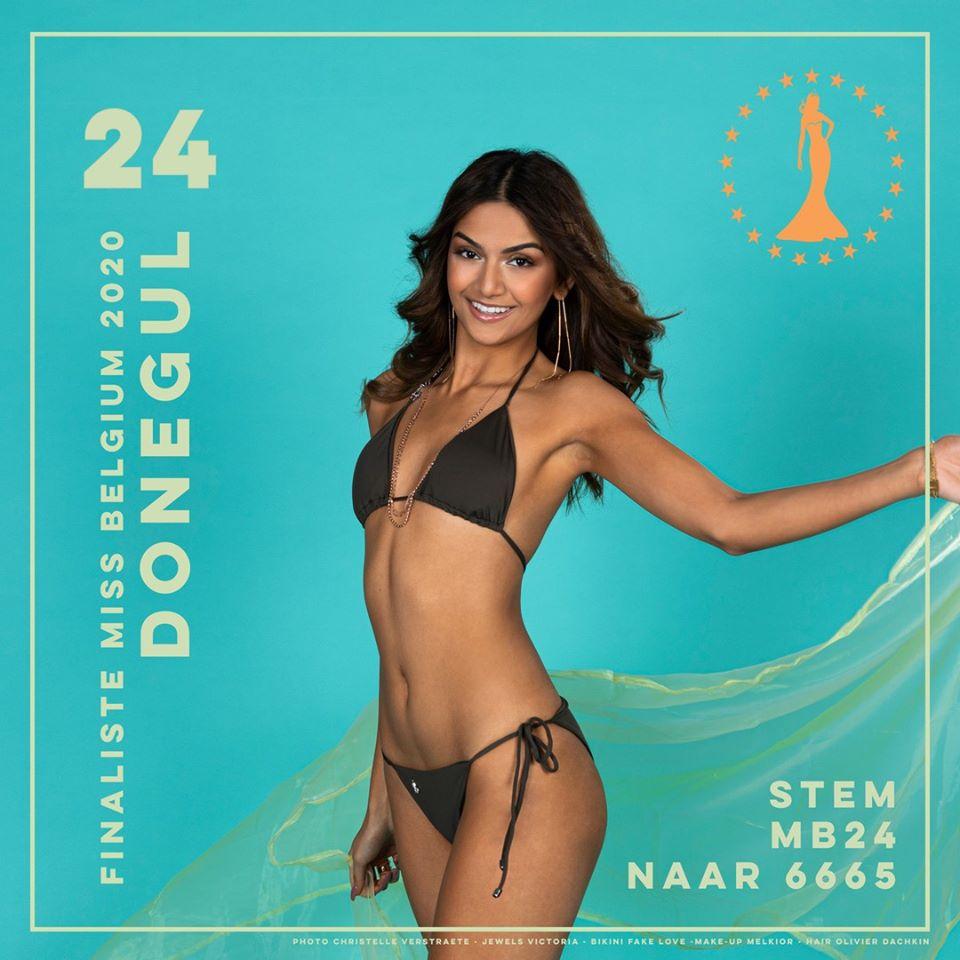 candidatas a miss belgium 2020. final: 11 january. - Página 2 Miss-belgium-2020-contestants-24