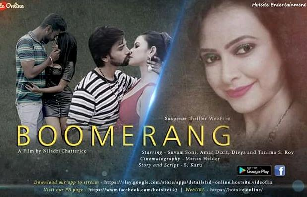 Boomerang 2020 HotSite Hindi Short Film 720p HDRip 400MB Download