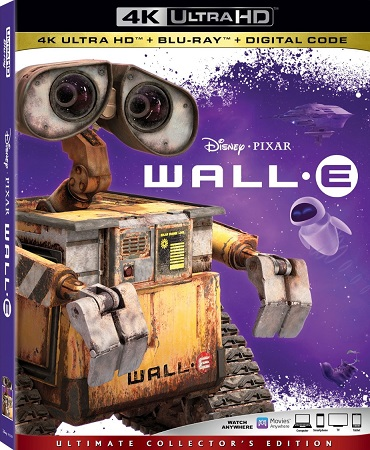 \WALL•E (2008) UHD 4K 2160p Video Untouched ITA DTS+AC3 ENG TrueHD+AC3 Subs