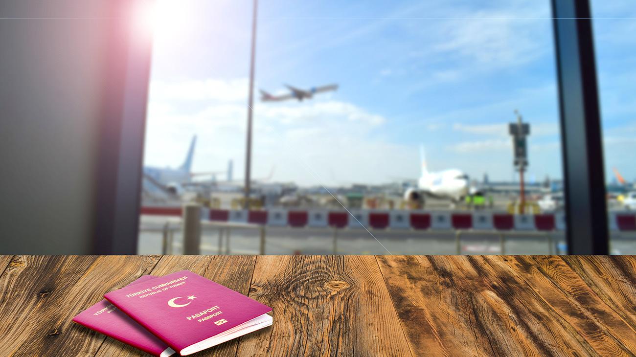 جواز السفر التركي
