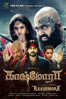 Kaashmora (2019) South Bengali Dubbed Full Movie 720p