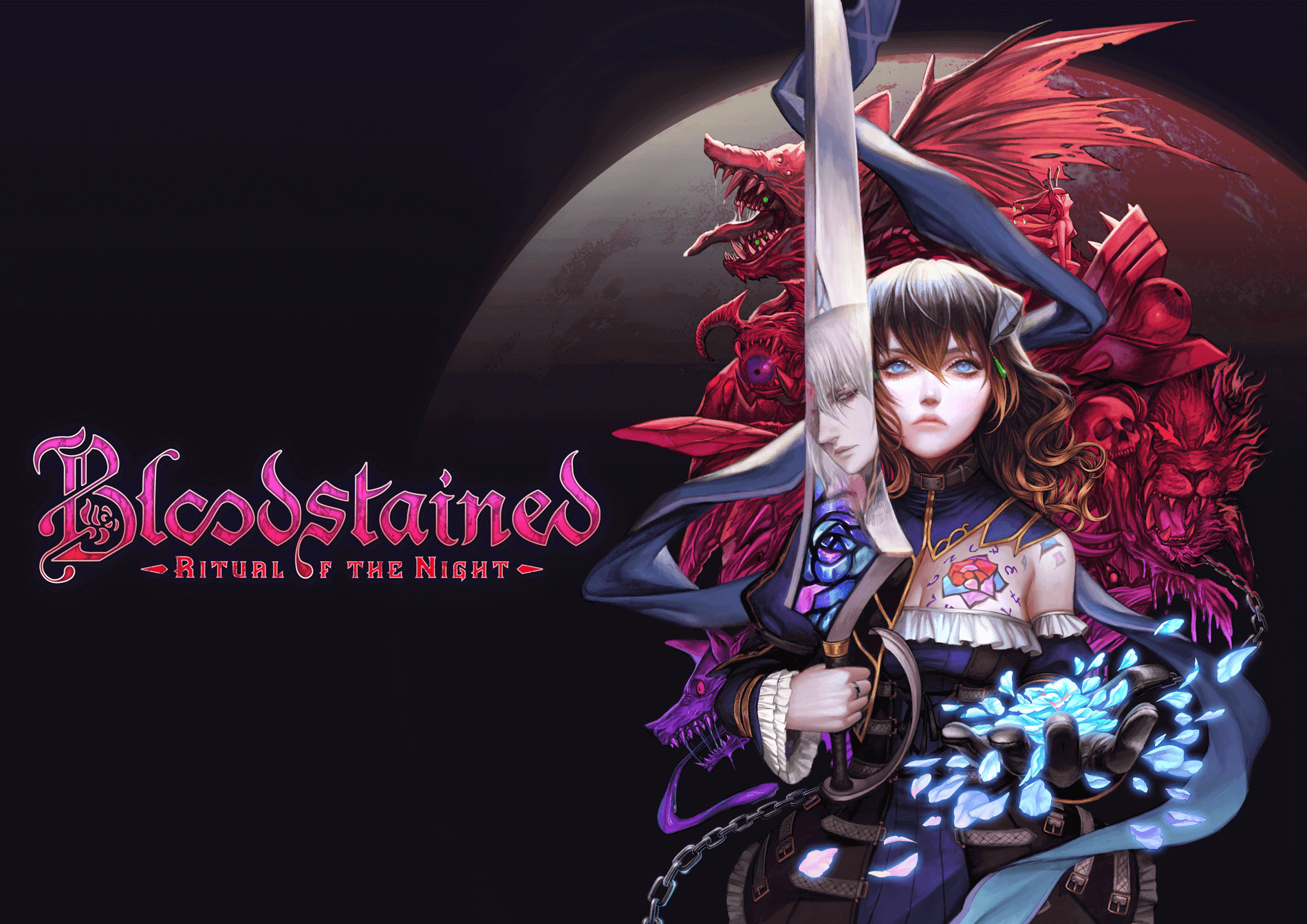 Bloodstained-Ritual-of-the-Night-sale