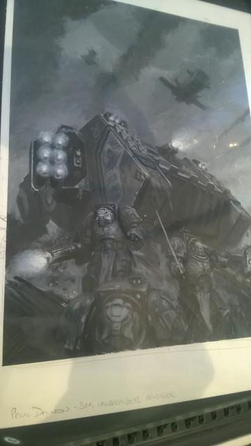 Galerie Daniel Maghen [originaux Warhammer Battle & 40K] 22