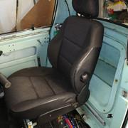 Citroen Xantia Seat Retrofit Complete