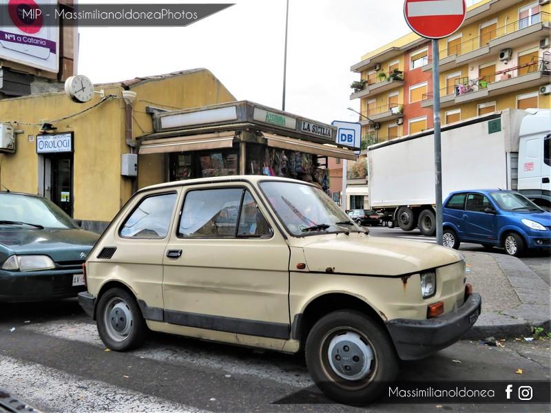 avvistamenti auto storiche - Pagina 3 Fiat-126-CT686-X50