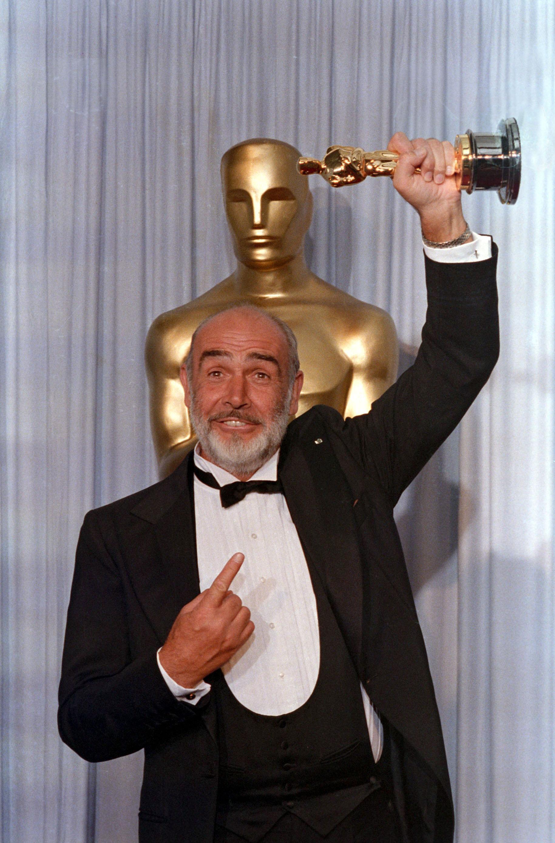 è morto Sean Connery