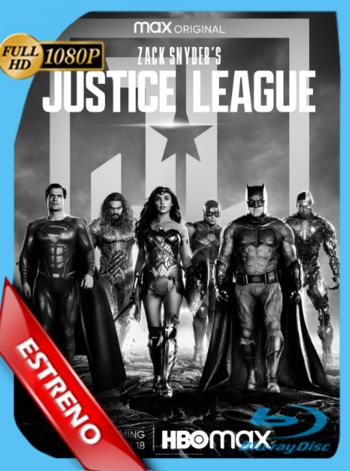 La Liga de la Justicia de Zack Snyder (2021) HMAX WEB-DL [1080p] Latino [GoogleDrive] [zgnrips]