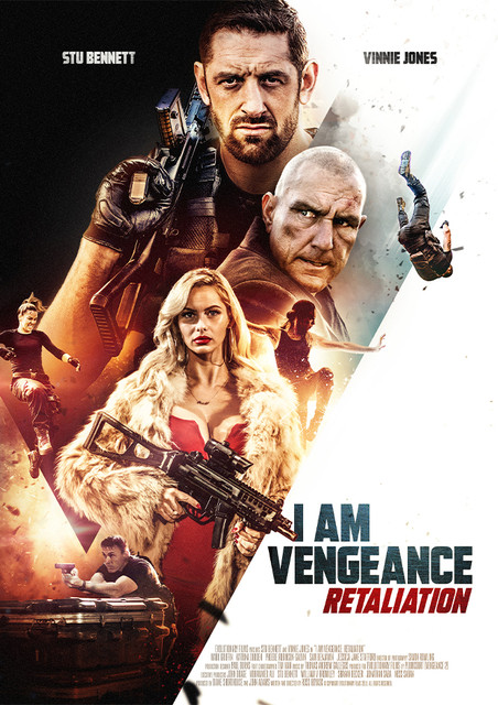 I Am Vengeance Retaliation (2020) Dual Audio 720p WEB-DL [Hindi – English]