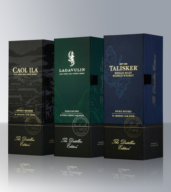 The Distillers Edition (Talisker, Coal Ila, Lagavulin)