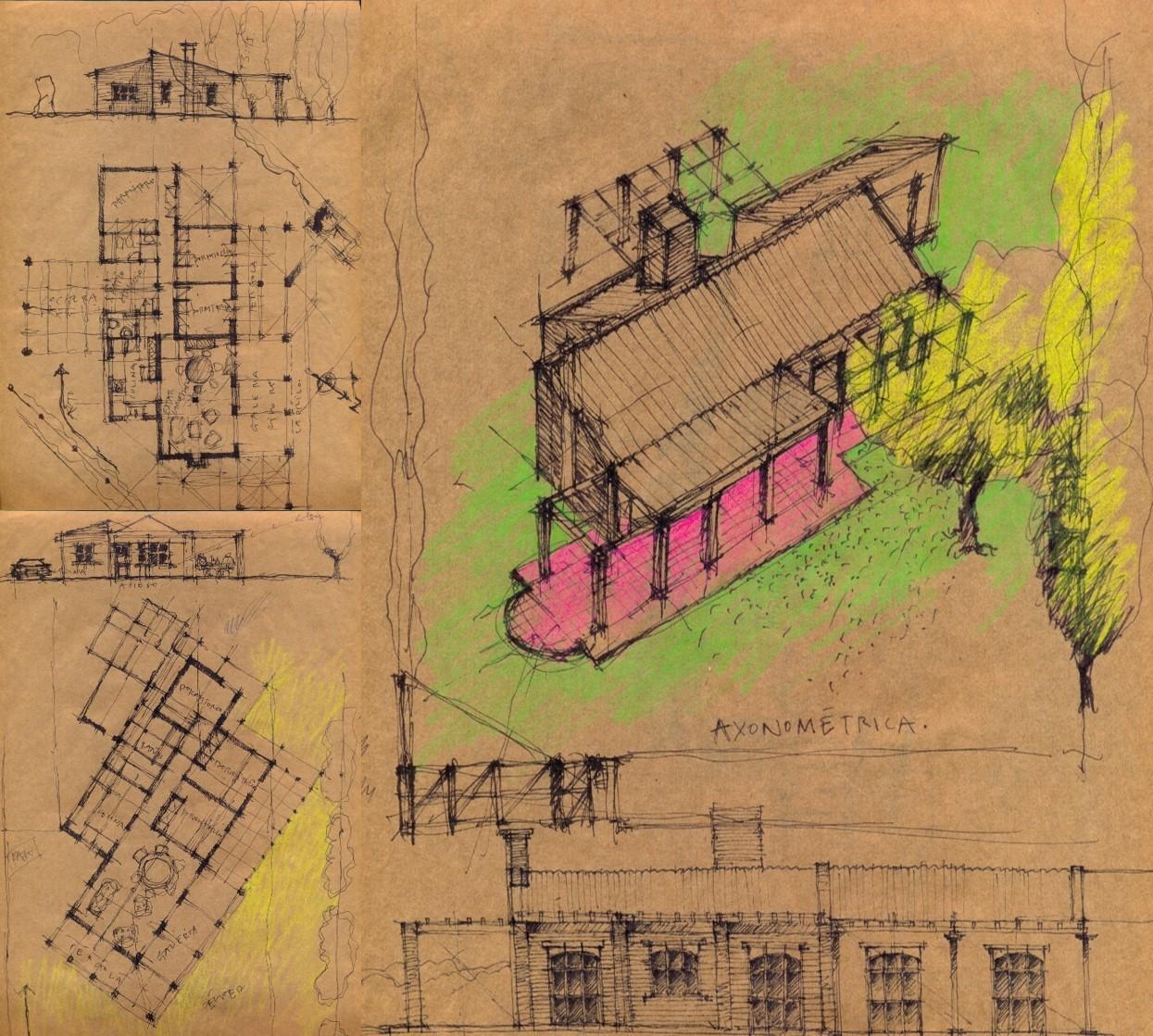 Introducción a los saberes y prácticas de la disciplina arquitectónica