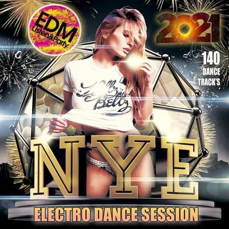 NYE: Electro Dance Session (2021) MP3