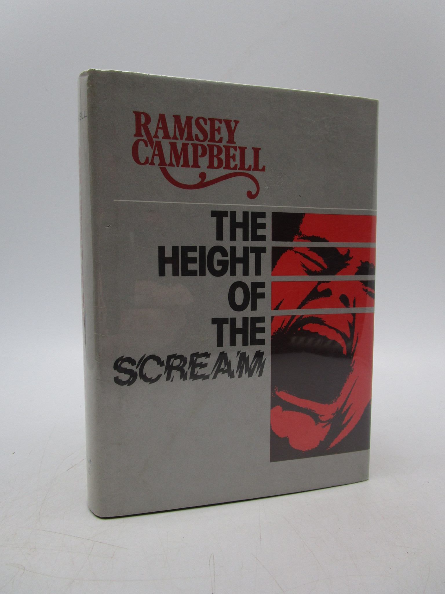 Image for The Height of the Scream [INSCRIBED]