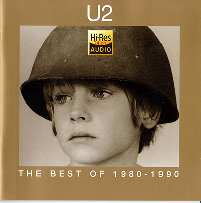 U2 – The Best Of 1980-1990 Remastered (2018)