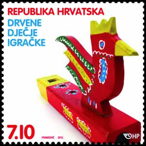 2012. year HRVATSKA-NEMATERIJALNA-KULTURNA-BA-TINA-DRVENE-DJE-JE-IGRA-KE