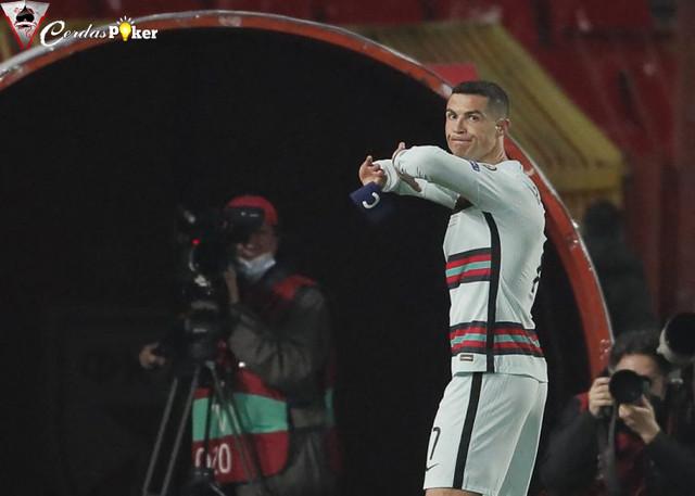 Cristiano Ronaldo tak Pernah Sefrustrasi Ini Saat Bela Timnas Portugal