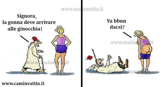 Immagini divertenti due - Pagina 5 Donna-italiana