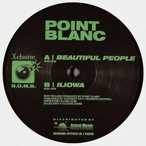 Download Point Blanc - Beautiful People / Iliowa mp3