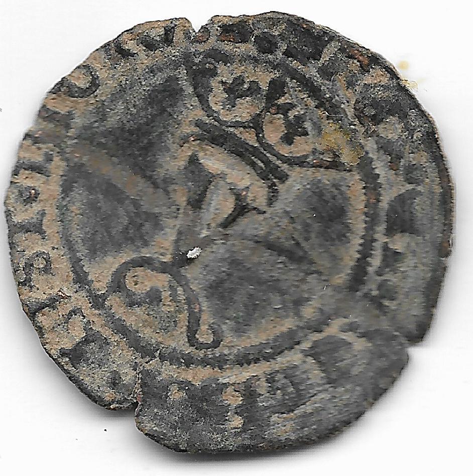 """Blancas reyes católicos - Confusión sobre como identificar las monedas """"a nombre"""" de las de epoca  20001"""