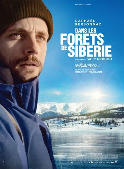 W syberyjskich lasach / Dans les forets de Sibérie (2016) PL.720p.BluRay.x264-KiT / Lektor PL