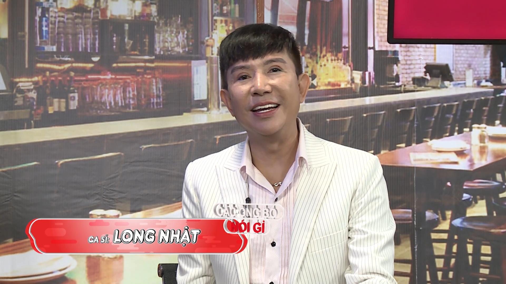 """Ca sĩ Long Nhật tiếp tục """"nói xấu"""" vợ Á Khôi trên sóng truyền hình"""