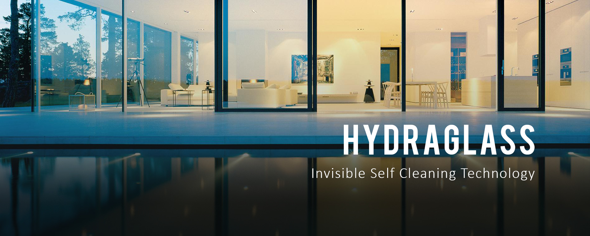 HYDRAGLASS INVISIBLE NANO COATING FOR GLASS WINDSHIELD AND SHOWER PANEL
