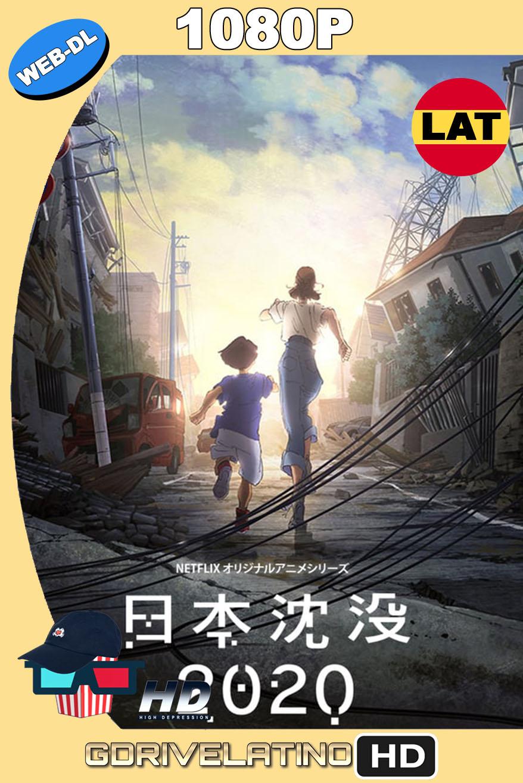 Japón se hunde: 2020 (2020) [10/10] WEB-DL 1080p Latino-Inglés-Japonés MKV