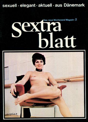 Cover: Sextra Blatt No 02