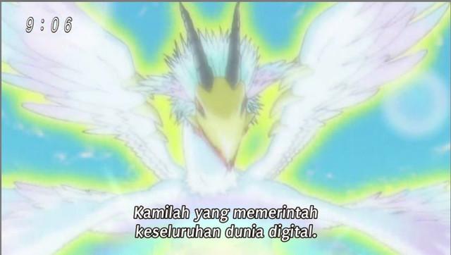 Digimon Adventure 2020 Episode 5 Subtitle Indonesia