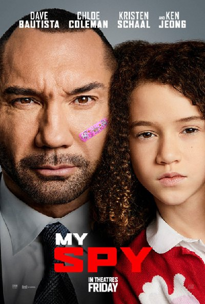 My Spy (2020) English 720p WEBDL 900MB MovCr