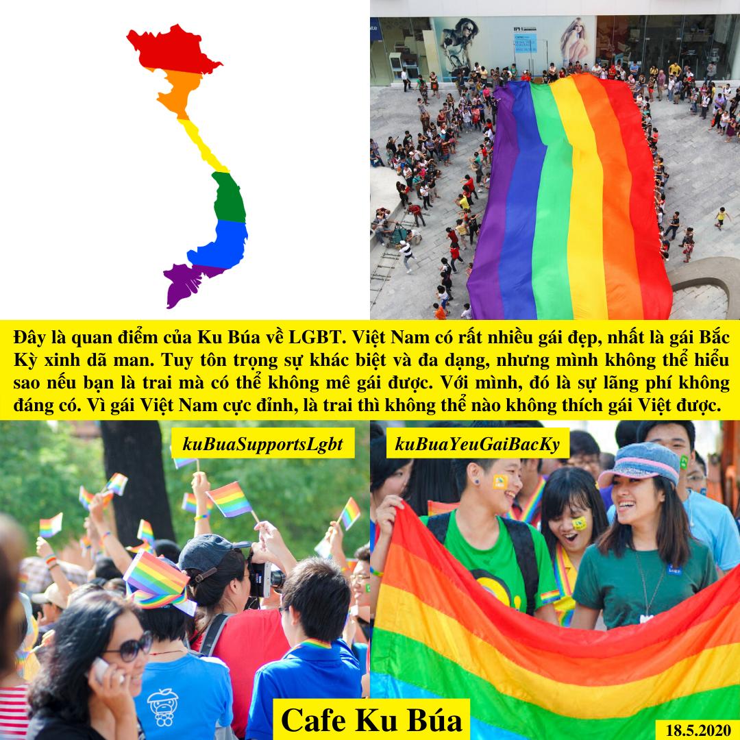 LGBT VÀ KU BÚA – QUAN ĐIỂM CÁ NHÂN