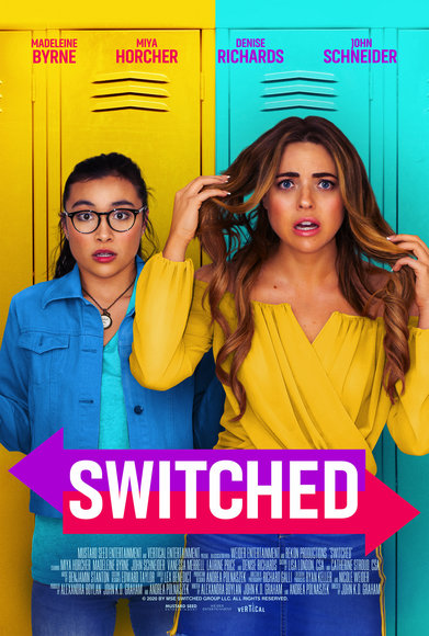New Movie Alert: Switched (Christian version of Freaky Friday):  ohnotheydidnt — LiveJournal