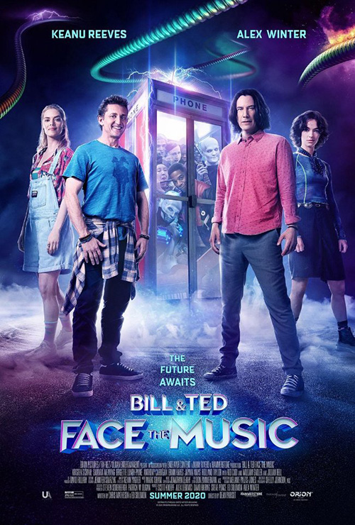 Bill & Ted Face the Music | 2020 | m720p - m1080p | WEB-DL | Türkçe Altyazılı | Tek Link