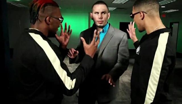 Matt Hardy en IMpact Wrestling 2 Febrero
