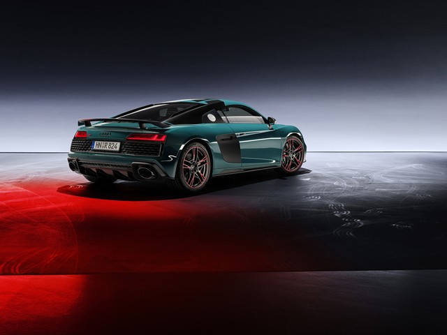 Audi R8 green hell : un hommage au palmarès de l'Audi R8 LMS A205748-medium