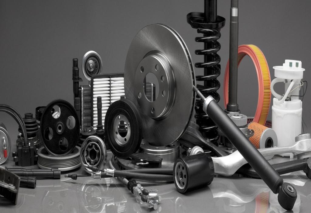 Spare Parts Machines Workshop