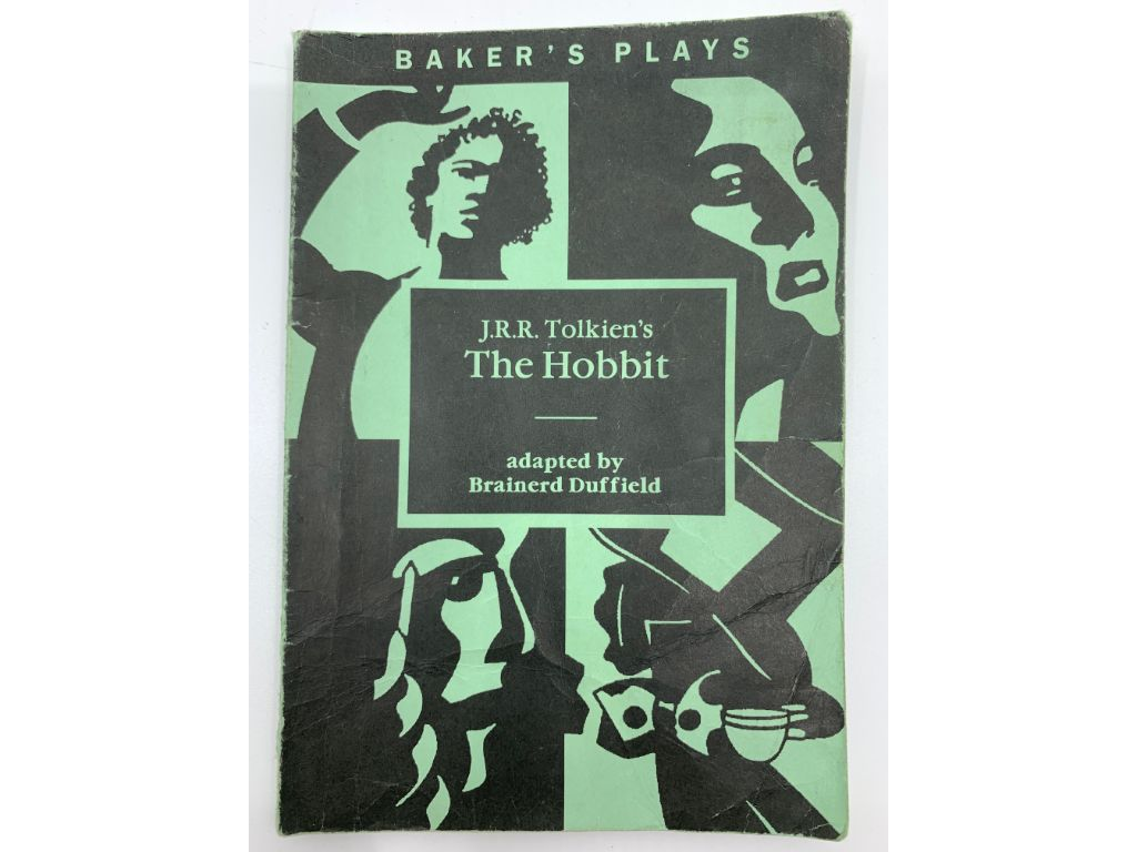 Image for J. R. R. Tolkien's The Hobbit (A Play)