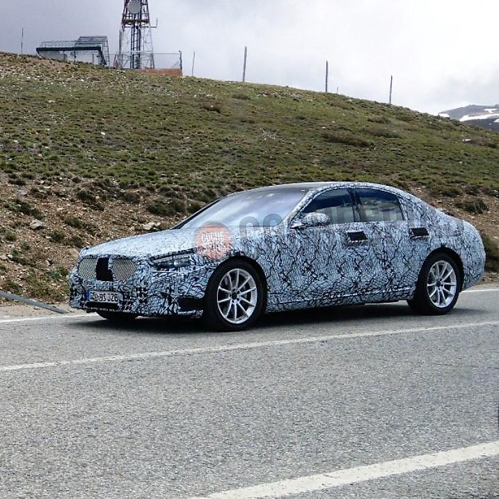 2020 Mercedes-Benz Clase S (W223) 13