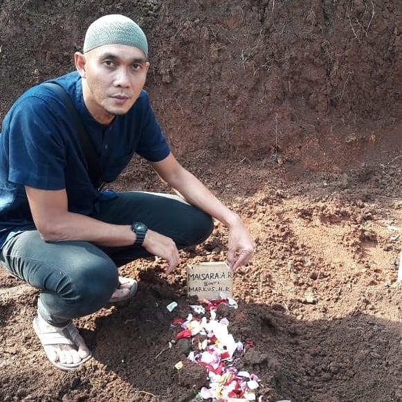 Anak Markus Horison meninggal dunia
