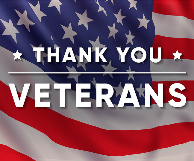 Vector-banner-design-template-for-Veterans-Day-with-realistic-american-flag-and-text-Thank-you-Veter