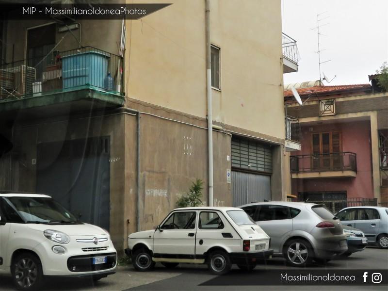 avvistamenti auto storiche - Pagina 15 Fiat-126-650-23cv-87-CT758113