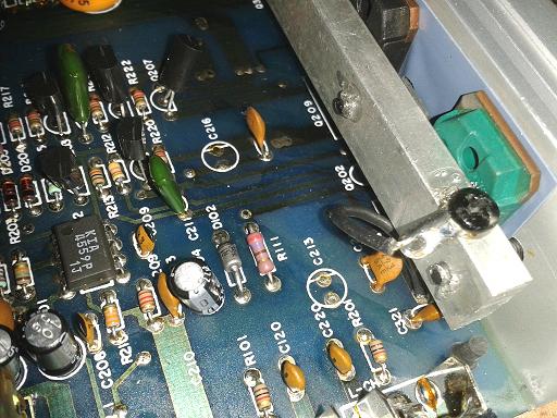 [VENDO] AMPLIFICATORE PROLINE RMA050 (Classe A/B) (Fabbricato In U.S.A.) INT02