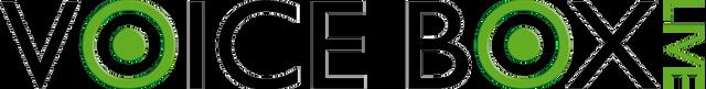 Voice Box Live Logo