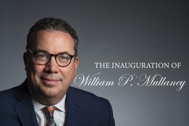 Mullaney-Inauguration
