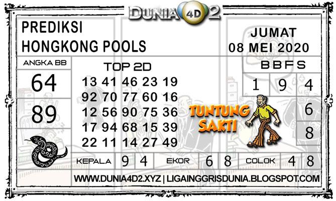 Prediksi Togel HONGKONG DUNIA4D2 08 MAY 2020
