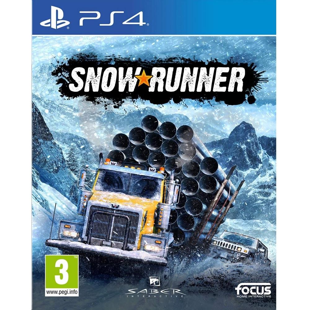 PS4 Snow Runner (Premium) Digital Download