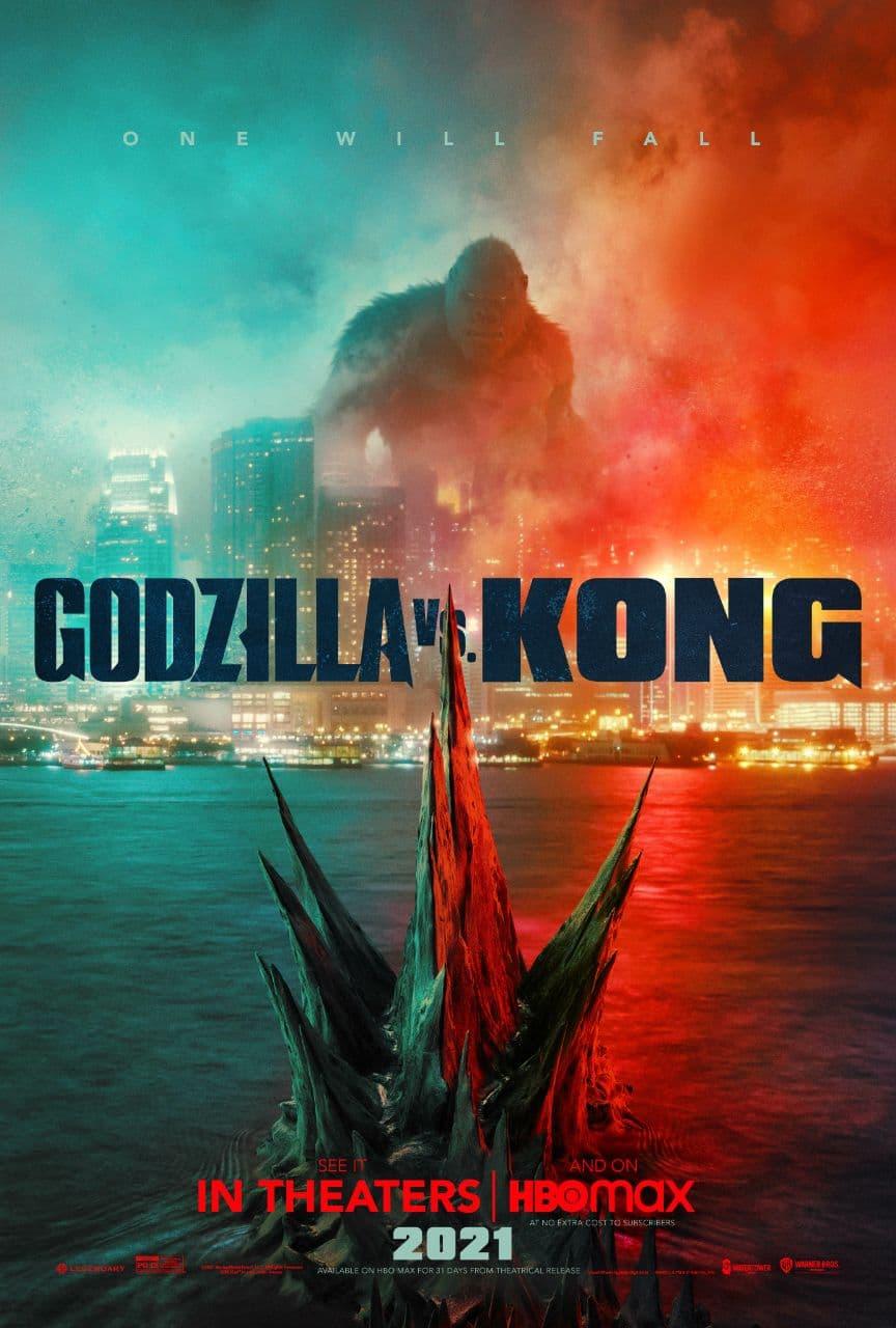 Godzilla King Kongga qarshi Uzbek tilida 2021 O'zbek tarjima tas-ix skachat